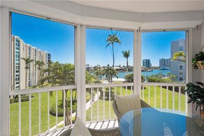 Colony Gardens Condo/Townhouse For Sale: 400 Park Shore Dr #303