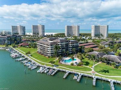 Marco Island Condo/Townhouse For Sale: 591 Seaview Ct #A-108