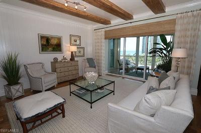 Naples Rental For Rent: 4501 Gulf Shore Blvd N #704