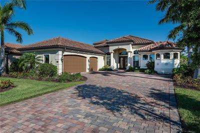 Naples Single Family Home For Sale: 3301 Runaway Ln