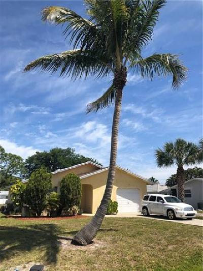 Naples Park Single Family Home For Sale: 541 102nd Ave N
