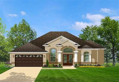 Bonita Springs Single Family Home For Sale: 3441 Cartwright Ct
