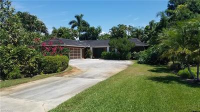 Park Shore Single Family Home For Sale: 4234 Crayton Rd
