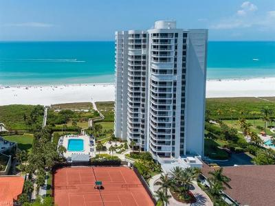 Marco Island Condo/Townhouse For Sale: 300 S Collier Blvd #702