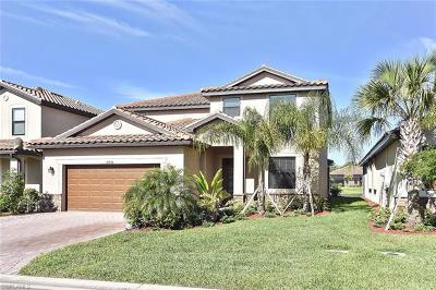 Fort Myers Single Family Home For Sale: 10936 Cherry Laurel Dr