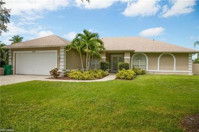 Naples FL Single Family Home For Sale: $469,900