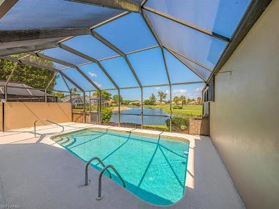Naples Single Family Home For Sale: 11724 Quail Village Way