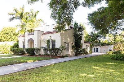 Fort Myers Single Family Home For Sale: 1311 Rio Vista Ave