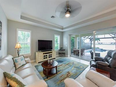 Naples Single Family Home For Sale: 14664 Tropical Dr
