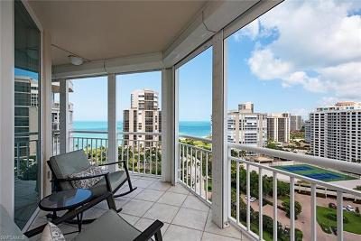 Naples Condo/Townhouse For Sale: 4255 Gulf Shore Blvd N #1401