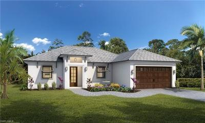Fort Myers Single Family Home For Sale: 6560 Maytree Cir