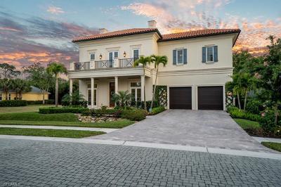 Naples Single Family Home For Sale: 1428 Hemingway Pl