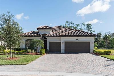 Naples Single Family Home For Sale: 9388 Vercelli Ct