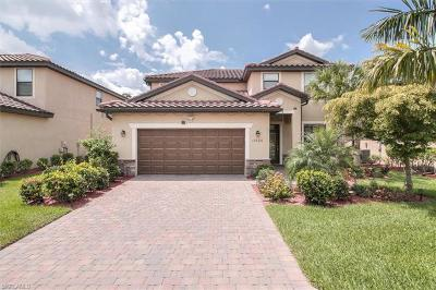 Fort Myers Single Family Home For Sale: 11026 Cherry Laurel Dr