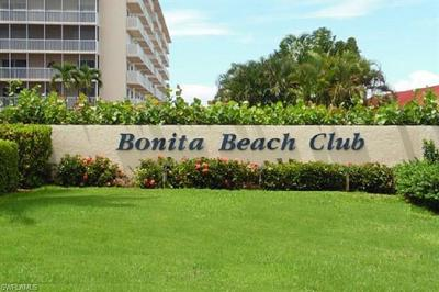 Bonita Beach Club Rental For Rent: 25720 Hickory Blvd #312