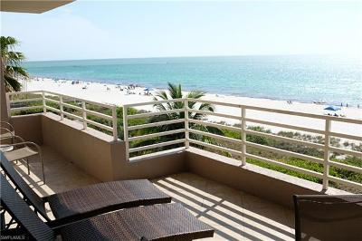 Marco Island Condo/Townhouse For Sale: 780 S Collier Blvd #502