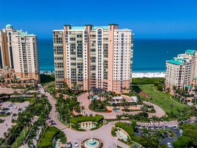 Marco Island FL Condo/Townhouse For Sale: $3,149,000