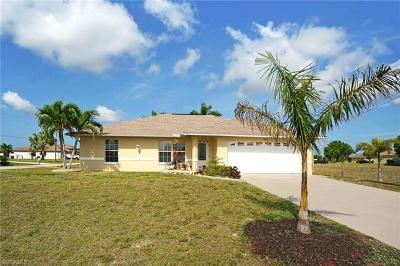 Cape Coral Single Family Home For Sale: 1000 NW 35th Ave