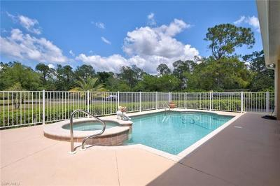 Naples Single Family Home For Sale: 3331 White Blvd
