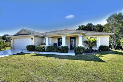 Lehigh Acres Rental For Rent: 3009 42nd St SW