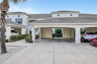 Fort Myers Condo/Townhouse For Sale: 14513 Abaco Lakes Dr #104
