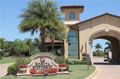 Bonita National Golf And Country Club Condo/Townhouse For Sale: 28022 Bridgetown Ct #4825