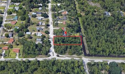 Collier County Residential Lots & Land For Sale: 2370 Della Dr