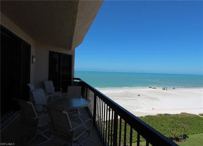 Marco Island Condo/Townhouse For Sale: 220 S Collier Blvd #Penthous