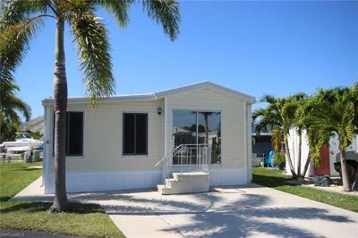 Naples Mobile/Manufactured For Sale: 4 Pearl Dr #4-P