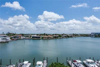 Marco Island Condo/Townhouse For Sale: 591 Seaview Ct #A-512