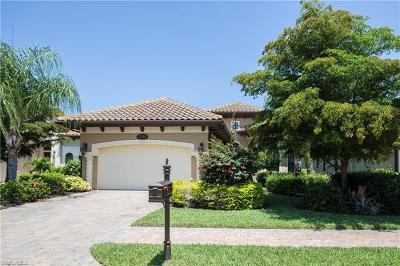 Naples Single Family Home For Sale: 7331 Lantana Cir