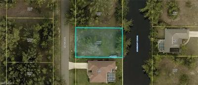 Lee County Residential Lots & Land For Sale: 931 SW 15th Pl