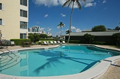 Condo/Townhouse For Sale: 3410 Gulf Shore Blvd N #202