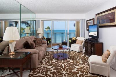 Bonita Springs, Estero, Naples, Fort Myers, Fort Myers Beach Condo/Townhouse For Sale: 3443 Gulf Shore Blvd N #507