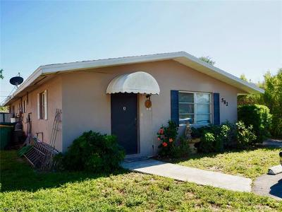 Naples Multi Family Home For Sale: 582 100th Ave N #A-B