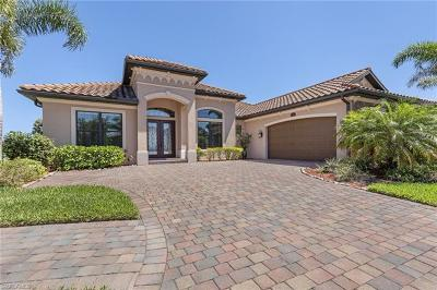 Naples Single Family Home For Sale: 9633 Firenze Cir