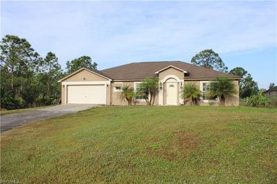 Naples Single Family Home For Sale: 5511 Everglades Blvd N