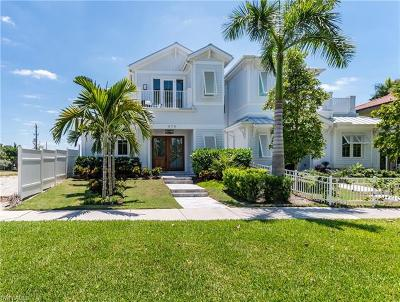 Olde Naples Single Family Home For Sale: 878 10th Ave S
