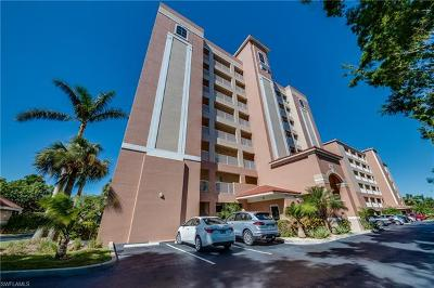 Fort Myers Condo/Townhouse For Sale: 14819 Laguna Dr #203