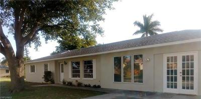 Naples Single Family Home For Sale: 593 104th Ave N