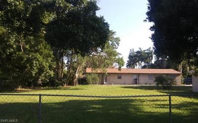 Fort Myers Multi Family Home For Sale: 1036 Luray Ave