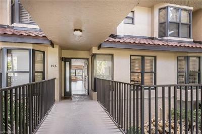 Naples Condo/Townhouse For Sale: 400 La Peninsula Blvd #406