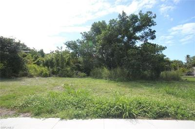 Marco Island Residential Lots & Land For Sale: 793 N Barfield Dr