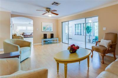 Park Shore Single Family Home For Sale: 750 Myrtle Ter