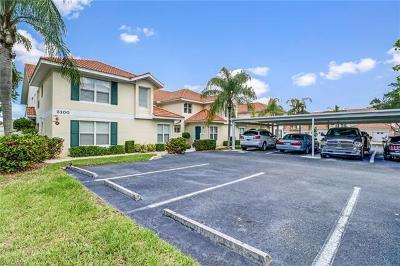 Naples Condo/Townhouse For Sale: 5100 Cedar Springs Dr #202