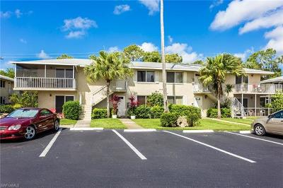 Glades Country Club Condo/Townhouse For Sale: 208 Palm Dr #44-4