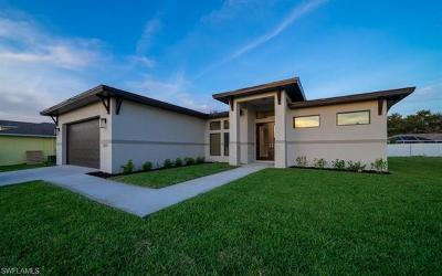 Cape Coral Single Family Home For Sale: 4101 SW 14th Ave