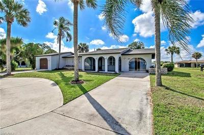 Lehigh Acres Single Family Home For Sale: 314 Dania St