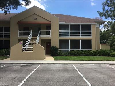 Estero Condo/Townhouse For Sale: 3180 Seasons Way #908