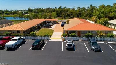 Goodland, Marco Island, Naples, Fort Myers, Lee Multi Family Home For Sale: 4520 Gulfstream Dr